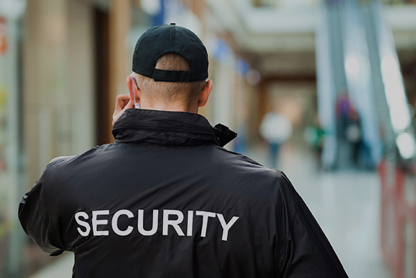 Services - Security Hire